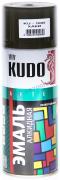 Эмаль широкого спектра действия алкидная [Хаки, блеск, аэрозоль] 520 мл Kudo (KU-1005)