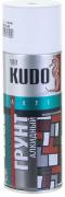 Грунтовка алкидная [Белый, аэрозоль] 520 мл Kudo (KU-2004)