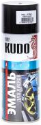 Эмаль для дисков алкидная [Черный, блеск, аэрозоль] 520 мл Kudo (KU-5203)