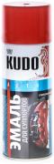 Эмаль для суппортов алкидная [Красный, блеск, аэрозоль] 520 мл Kudo (KU-5211)