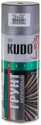 Грунтовка акрил [Серый, аэрозоль] 520 мл Kudo (KU-2101)