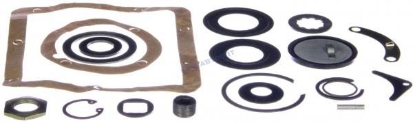 Ремкомплект КПП УАЗ старого образца (прокладки, кольца, стопора)