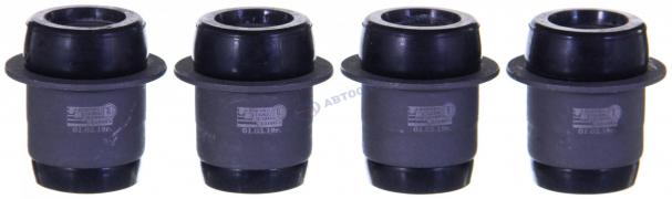 Сайлентблоки ВАЗ-2101 низ (4шт) (2101-2904040) БМРТ LADA