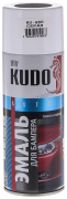 Грунт-эмаль для бампера акрил [Серый, аэрозоль] 520 мл Kudo (KU-6201)