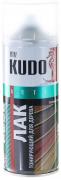"""Лак акриловый тонирующий для дерева """"Дуб"""" KU-9043  520 мл   """"KUDO""""  (г.Москва)"""