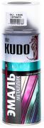 Эмаль широкого спектра действия акрил [Серебро, металлик, аэрозоль] 520 мл Kudo (KU-1026)