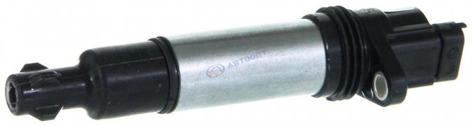 Катушка зажигания ВАЗ-2110-12 Калина,Приора (дв.1,6, 16 клапанов) (пальчиковый) (г.Новосибирск)