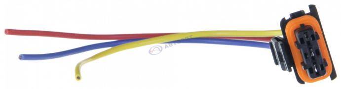 Колодка проводки модуля зажигания нового образца ВАЗ-2110 инжектор (АХ-319)