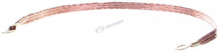 Провод массы груз. ЗИЛ-130,4331 (0.60м) d16, (б10-б12) медн.плет.