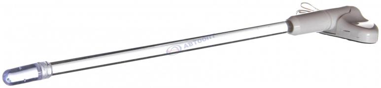Антенна габаритная с подсветкой (белая)