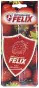 Ароматизаторы бумажный FELIX Ароматная клубника