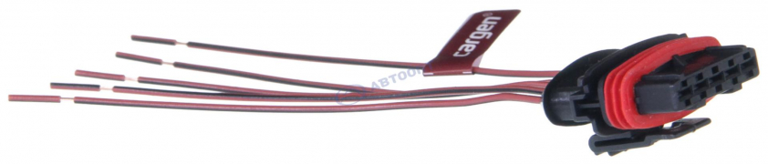 Колодка проводки ДМРВ ВАЗ-2110 инжектор (для BOSCH) (АХ-320)