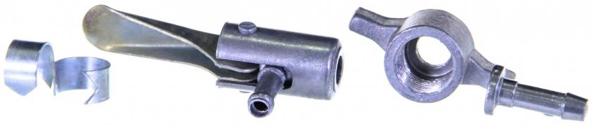 Ремкомплект шланга подкачки шин (не гальванированный)
