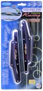 Спойлер щетки стеклоочистителя YF-53 черный (блистер)
