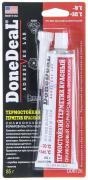 """Герметик - прокладка силик. термостойкий КРАСНЫЙ (DD6726) 85 г """"DoneDeal"""" (США)"""