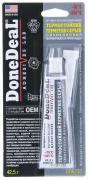 """Герметик - прокладка силик. термостойкий СЕРЫЙ (DD6737) 42.5 г """"DoneDeal"""" (США)"""