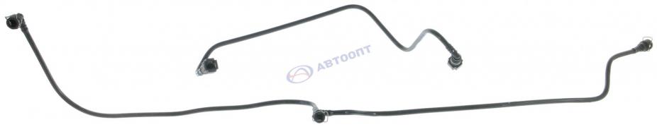 Трубка топливная ВАЗ-1118 Калина (2шт) (задние)