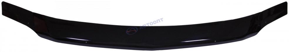 Дефлектор капота Lada Largus (мухобойка) AZARD (МУХ00306)